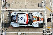 24 h von Le Mans - Young Driver AMR in Le Mans auf Startplatz fünf
