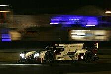 24 h von Le Mans - Video: Highlights vom Beginn der Nacht