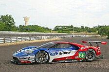 24 h von Le Mans - Video: Ford kehrt nach Le Mans zurück