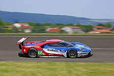WEC - Ford GT beeindruckt bei US-Test