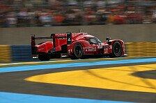 24 h von Le Mans - Schreck für Audi, Führung für Porsche