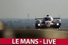 24 h von Le Mans - Ticker-Nachlese: So lief die erste Rennhälfte
