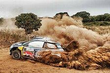 WRC - Ogier gewinnt Rallye Sardinien und Power Stage