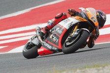 MotoGP - Bradl beklagt Gabel - Die neue ist zu steif!