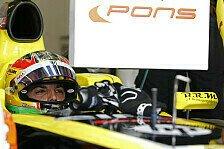 Formel 1 - Roberto Merhi verursacht schweren Unfall