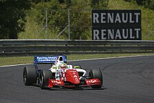 WS by Renault - Rennsieg für Rowland nach Megastart