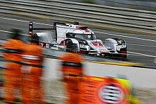 24 h von Le Mans - Audi übernimmt die Spitze