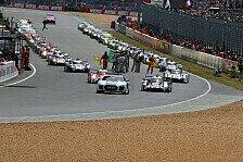 24 h von Le Mans - Startliste zu den 24 Stunden von Le Mans 2016