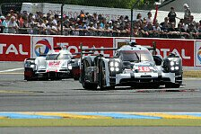 24 h von Le Mans - Video: Rennaction in Zeitlupe