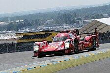 24 h von Le Mans - Daniel Abt: Feuertaufe mit Bravour bestanden