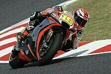 MotoGP - Sensationell: Aprilia schafft es in die Top-10!