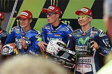 MotoGP - Gefeiertes Comeback: Suzukis Saison im Rückspiegel