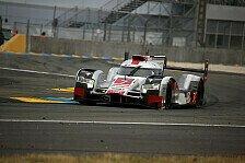24 h von Le Mans - Audi gibt zu: Porsche hat uns überrascht