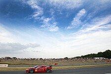 24 h von Le Mans - Video: Enttäuschung bei AF Corse: Nur der Sieg zählt