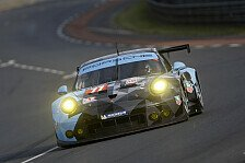 24 h von Le Mans - Starkes Le-Mans-Debüt für Marco Seefried