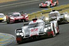 24 h von Le Mans - Video: Die Höhepunkte des frühen Morgens