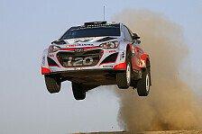 WRC - Paddon fokussiert wie nie: Podest in Australien