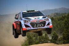 WRC - Rückenwind und Manpower: Hyundai topmotiviert