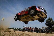 WRC - Paddon in Polen mit modifizierter Aufhängung