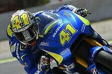 MotoGP - Espargaro stinksauer: Start ein Desaster