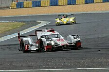 24 h von Le Mans - Schnell, aber glücklos: Audi nur Dritter
