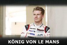 24 h von Le Mans - 7 Antworten zu Hülkenbergs Sieg in Le Mans