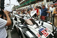 24 h von Le Mans - Le Mans 2015: Das Buch zum Porsche-Triumph