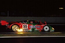 24 h von Le Mans - Bilder: 1991: Als Mazda den Klassiker gewann