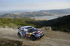 WRC - Volkswagen stellt sich Vollgas-Festival in Polen