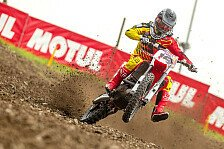 ADAC MX Masters - Gaildorf: Showtraining des MXoN Team Germany 2015