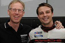 Supercup - Fach Auto Tech feiert Bambers Le Mans-Sieg