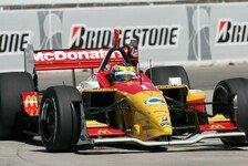 Champ Cars - Freitagspole für Sebastien Bourdais