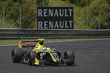 Formel 1 - Keine Formel Renault: Merhi beendet Doppelprogramm