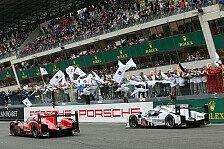 24 h von Le Mans - Video: 24 Stunden in 20 Minuten