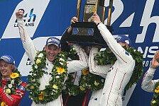 24 h von Le Mans - Porsches Titelverteidiger: Zurück in die GT-Klasse