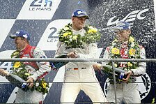 Formel 1 - Stolz und Eifersucht nach Hulk-Sieg in Le Mans