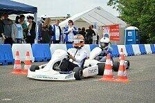 DTM - Bilder: Auer und Götz in Kart-Action