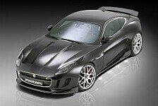 Auto - Piecha Jaguar: Einrucksvoll und mächtig