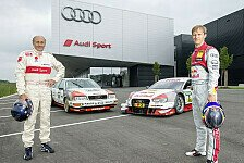 DTM - Audi plant Retro-Aktion am Norisring