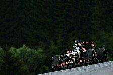 Formel 1 - Palmer: 2016 nicht mehr der unsichtbare Dritte