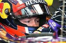 Formel 1 - Kvyat: Strafen für Motorwechsel lächerlich