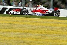 Formel 1 - 1. Freies Training: Schongang in Malaysia