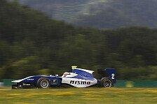 GP2 - In Monza: Mardenborough ersetzt Gelael bei Carlin