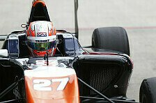 GP3 - Red Bull Ring: Ghiotto sichert sich Pole