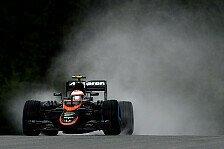 Formel 1 - McLaren kassiert 50 Startplätze Strafe