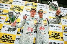 ADAC GT Masters - BMW-Duo Klingmann/Baumann triumphiert in Spa