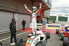 ADAC Formel 4 - Start/Ziel-Sieg für Joel Eriksson