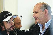 Formel 1 - Dennis befeuert Sabbatical-Gerüchte um Alonso