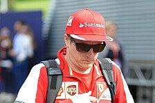 Formel 1 - Hill: Räikkönen könnte unter Druck kommen