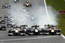 GP2 - Bilder: Österreich - 7. & 8. Lauf